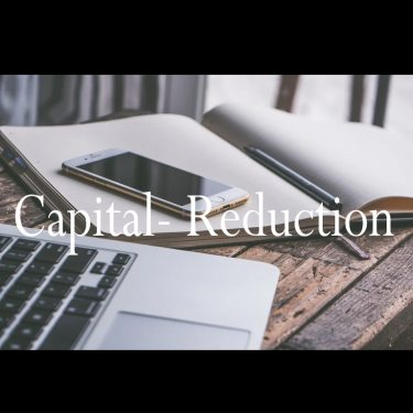 capital-reduction