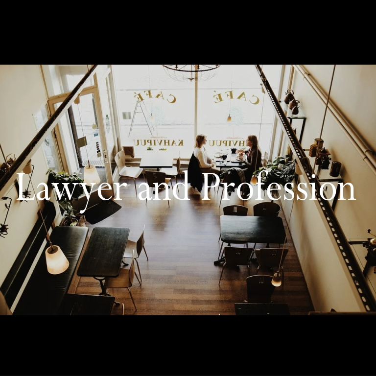 Lawyer and Profession